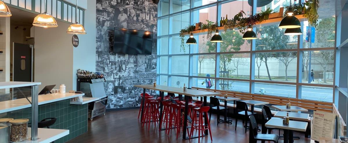 Beautiful Urban Patio and Wine Bar in San Francisco Hero Image in Mission Bay, San Francisco, CA