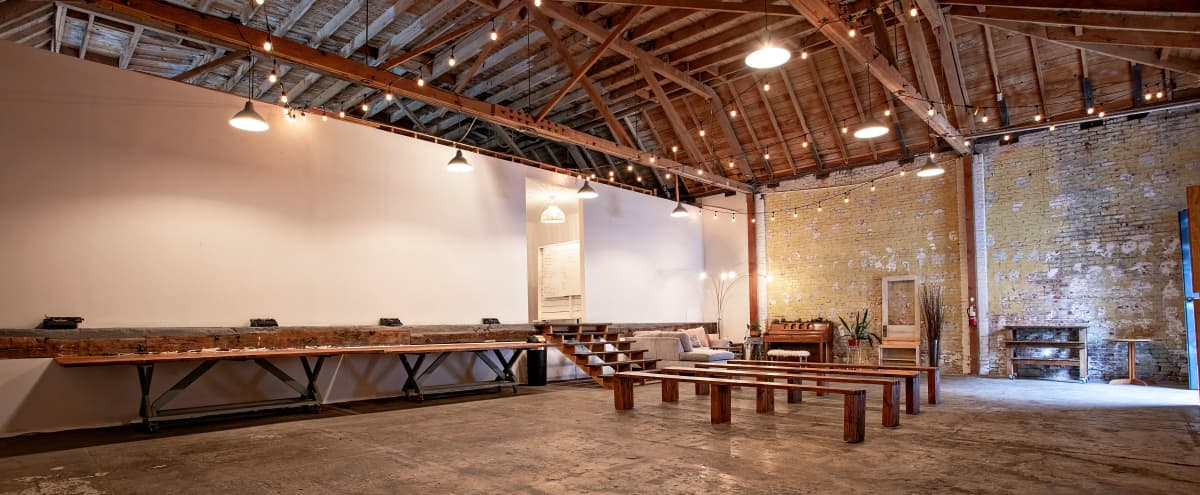 Chic Industrial warehouse vibe in the heart of Arts District DTLA in Los Angeles Hero Image in Downtown Los Angeles, Los Angeles, CA