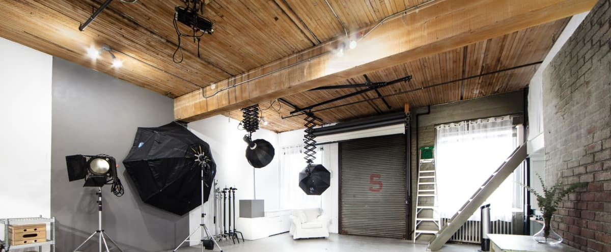 Loft Style Studio in Downtown Vancouver in Vancouver Hero Image in Downtown Vancouver, Vancouver, BC