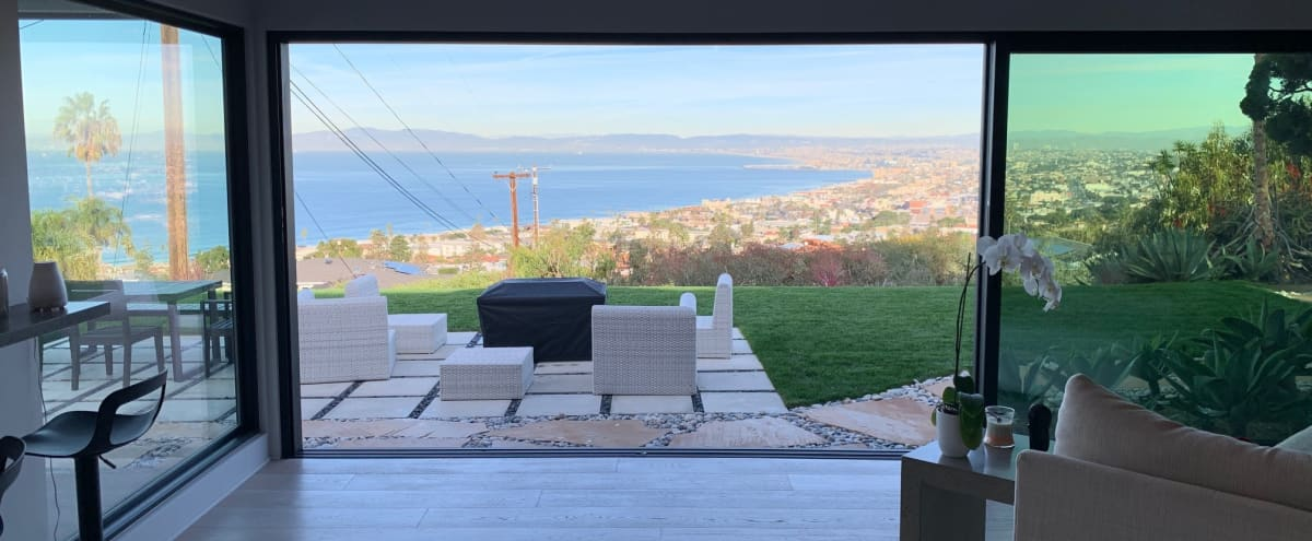 Best View in Los Angeles! Upper Hollywood Riviera Panoramic Ocean View from Malibu to Downtown LA, White Water, North Facing in Redondo Beach Hero Image in Riviera, Redondo Beach, CA