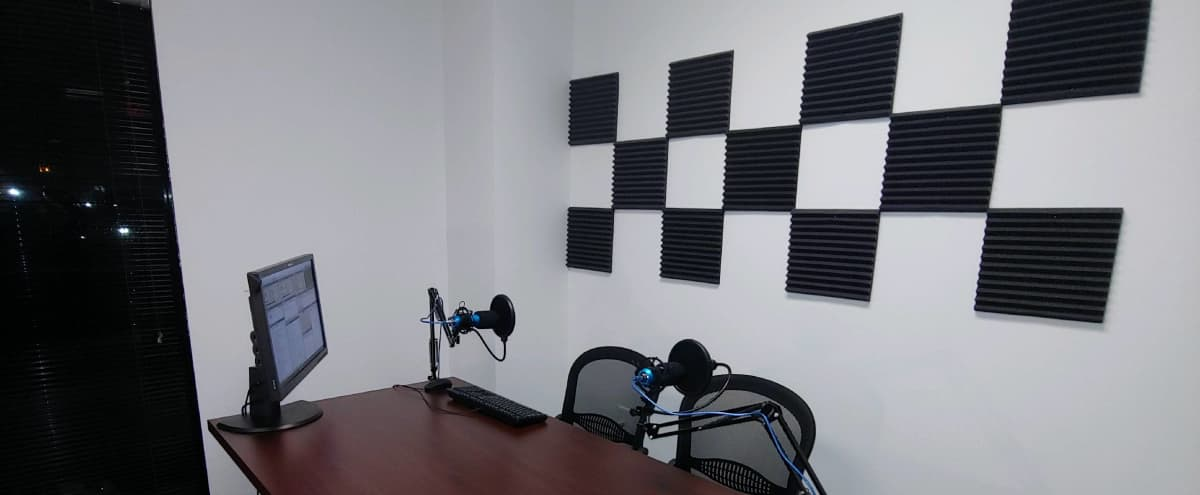 Broadcast/Podcast Studio in Houston Hero Image in Sharpstown, Houston, TX