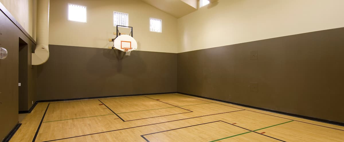 Get Creative!  Indoor Basketball Court in Everett, WA in Everett Hero Image in Boulevard Bluffs, Everett, WA