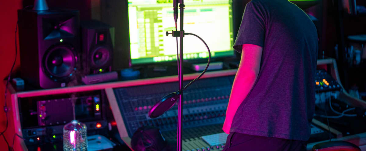 Full Service Recording Studio in heart of Noho in North Hollywood Hero Image in undefined, North Hollywood, CA