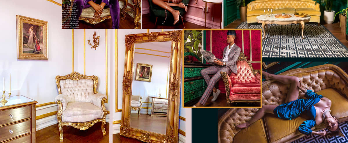 Royal Velvet / Baroque Luxury / Great Gatsby Space in New York Hero Image in Fort George, New York, NY