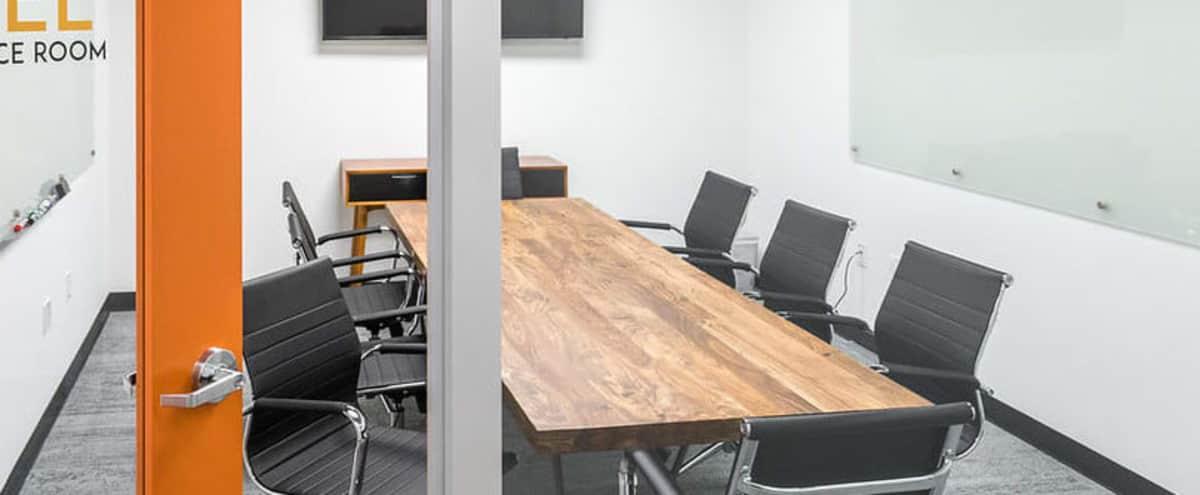 5th Avenue 4th Floor Conference Room in Nashville in Nashville Hero Image in Arts District, Nashville, TN
