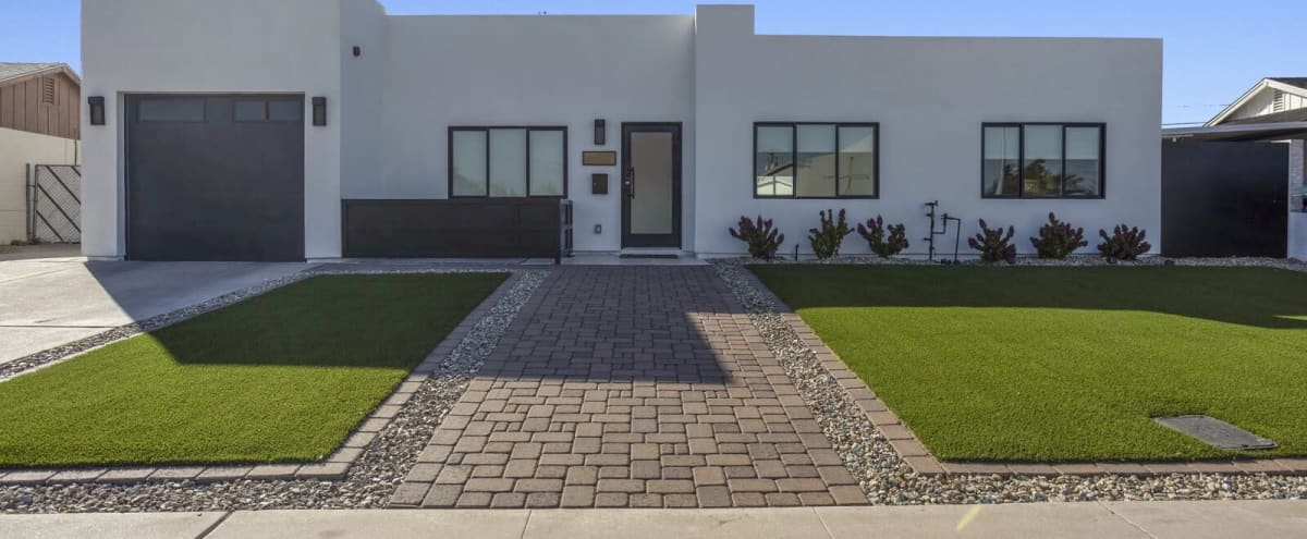 The Onyx + Blanco House: BRAND NEW Mod Location in South Scottsdale in Scottsdale Hero Image in New Papago Parkway, Scottsdale, AZ