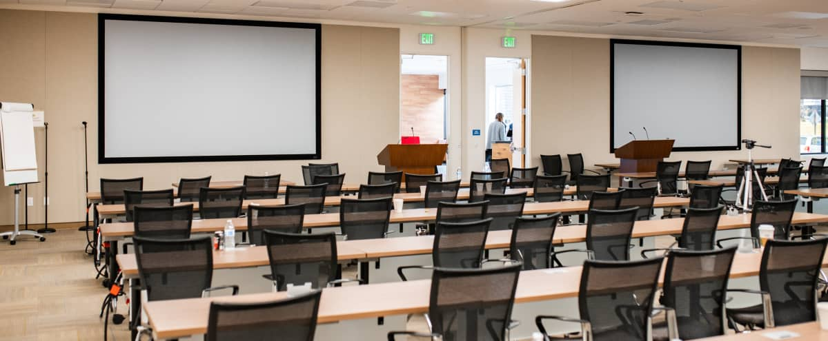 INNOVATE in a 210 attendee Seminar Rooms in Milpitas Hero Image in undefined, Milpitas, CA