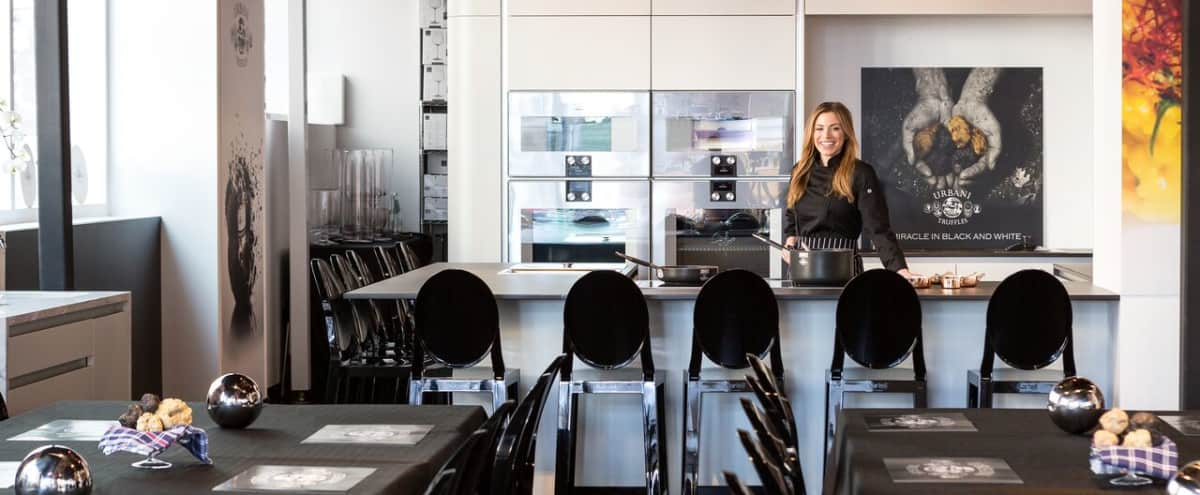 Bright and Elegant Spacious Event Space with Kitchen in New York Hero Image in Upper West Side, New York, NY