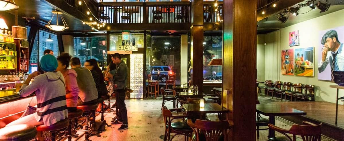 Historic Nob Hill Bar w/Mezzanine and Pool Table in San Francisco Hero Image in Lower Nob Hill, San Francisco, CA