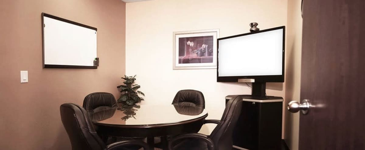 Centrally Located 4 Person Conference Room in Vancouver Hero Image in Fairview, Vancouver, BC