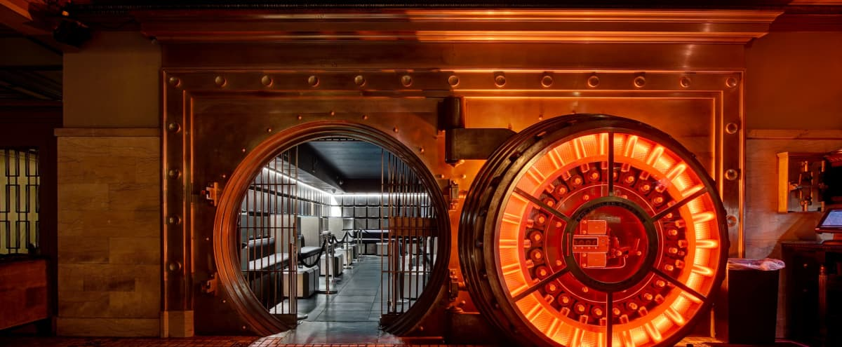 One of a Kind Underground Bar/Event Space with Built-In Vault! in Los Angeles Hero Image in Central LA, Los Angeles, CA