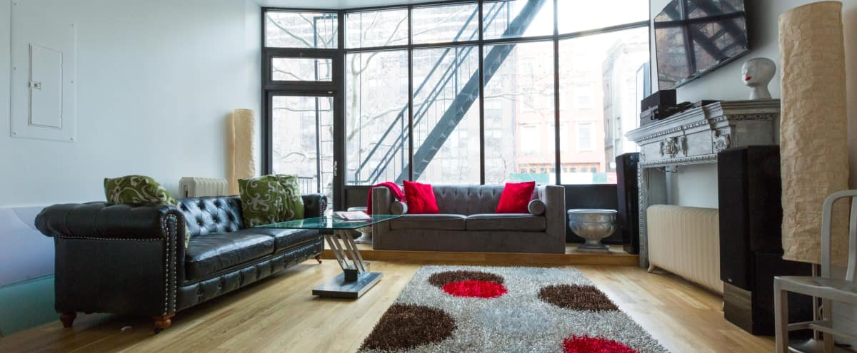 Decadent 2500 Sqft CHELSEA LoFT in New York Hero Image in Chelsea, New York, NY