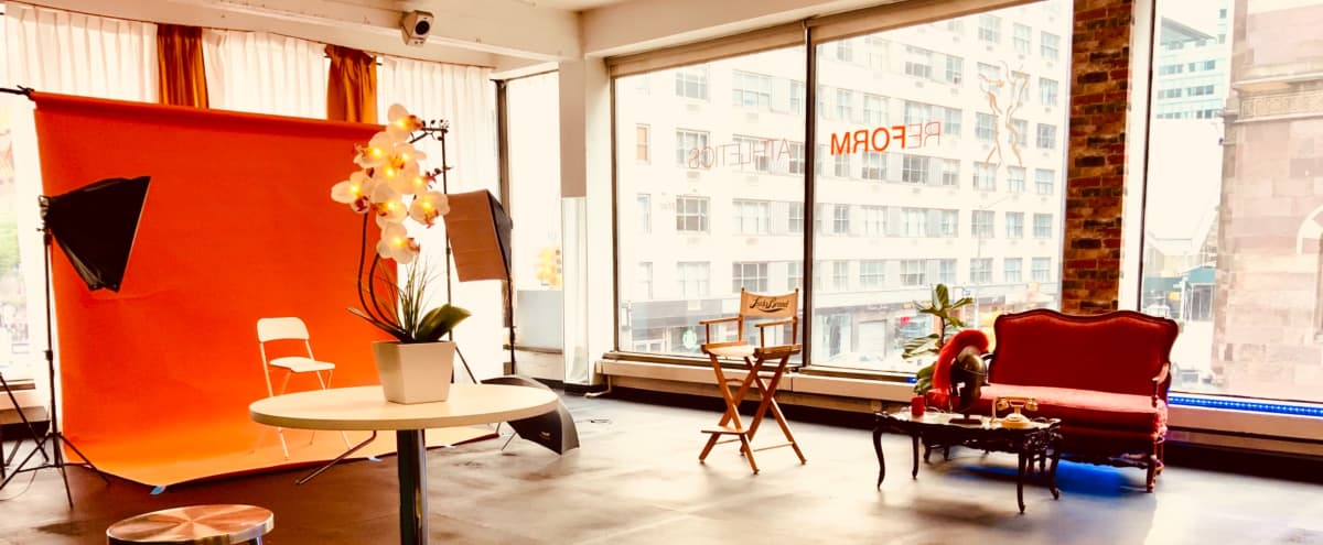 Multipurpose Studio perfect for your next Production Shoot in New York Hero Image in Midtown Manhattan, New York, NY