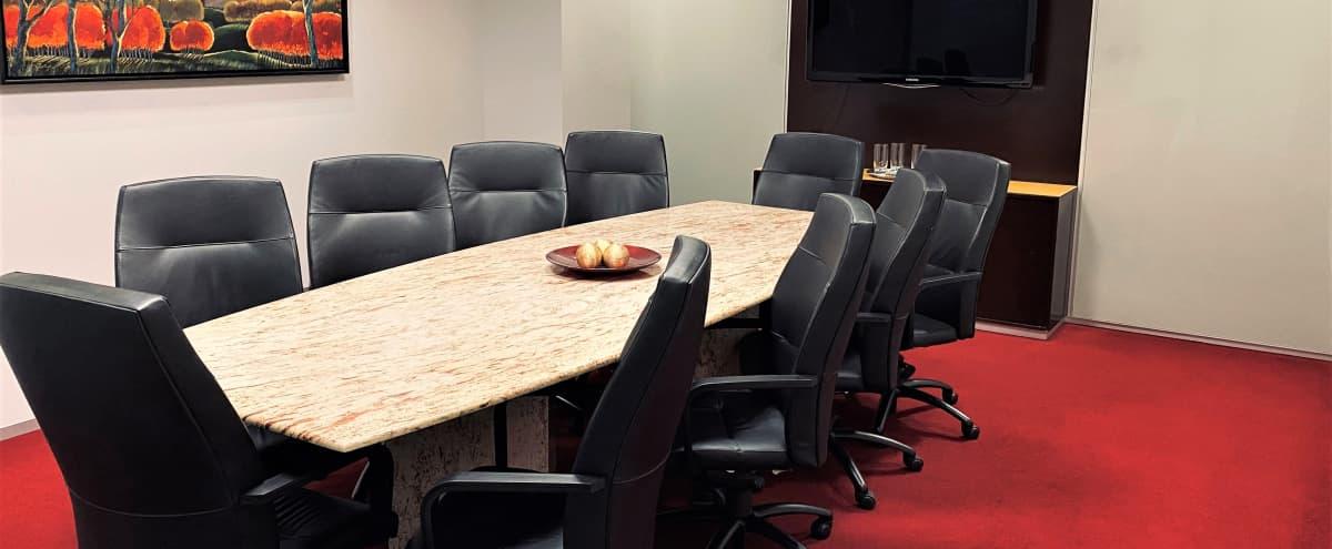 Premium Executive Boardroom in San Francisco Hero Image in Financial District, San Francisco, CA