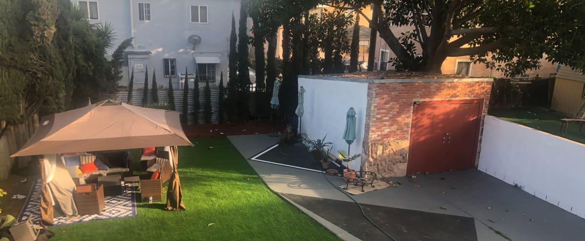 Beautiful Backyard Oasis (5 min from DTLA and K-Town) in Los Angeles Hero Image in Jefferson Park, Los Angeles, CA