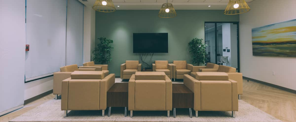 VIP Private Lounge in Innovation Center | Perfect for Corporate Events! in Cambridge Hero Image in Riverside, Cambridge, MA