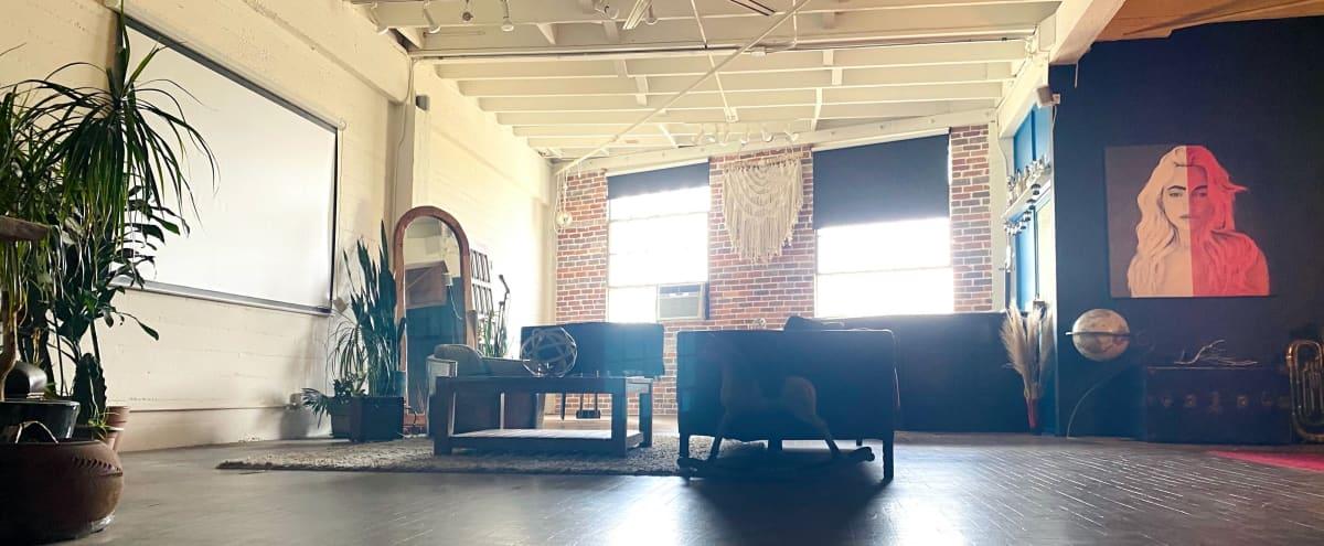 Versatile DTLA Artist Loft in Los Angeles Hero Image in Lincoln Heights, Los Angeles, CA
