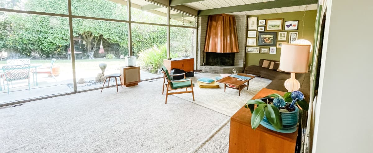 Original Mid-Century Modern Home with All Day Natural Light in Fullerton Hero Image in undefined, Fullerton, CA
