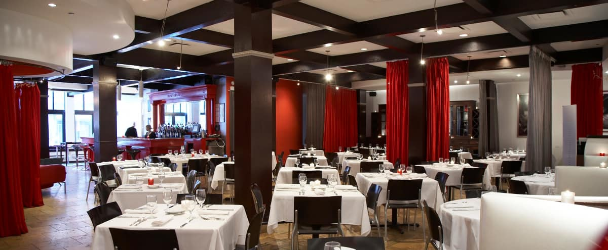 Downtown Chicago's sophisticated venue for personal & professional events with a contemporary and urban feel in Chicago Hero Image in River North, Chicago, IL