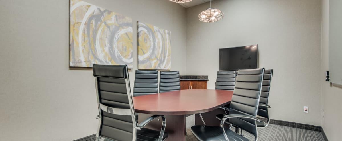 Luxury Conference Room - 6 People - Keller, TX in Keller Hero Image in undefined, Keller, TX