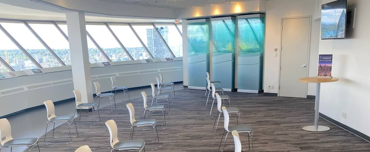 Downtown Space with 360 degree Views in VANCOUVER Hero Image in Central Vancouver, VANCOUVER, BC