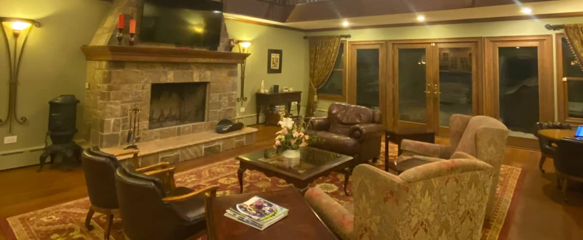 Secluded Library Home in Landmark Community in Riverside Hero Image in undefined, Riverside, IL