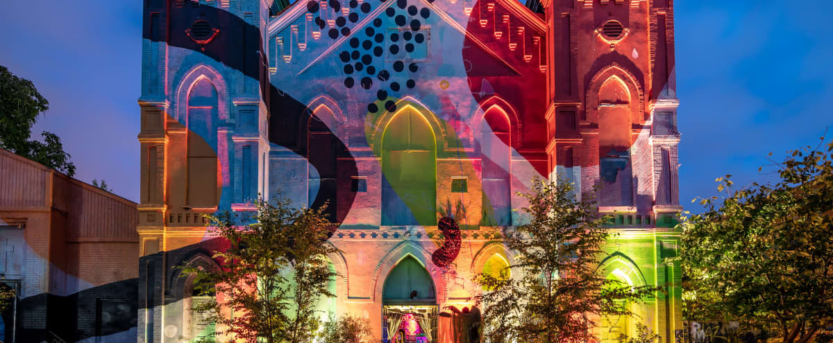 Funky Historic Church Turned Event Space in Washington Hero Image in Southwest Washington, Washington, DC
