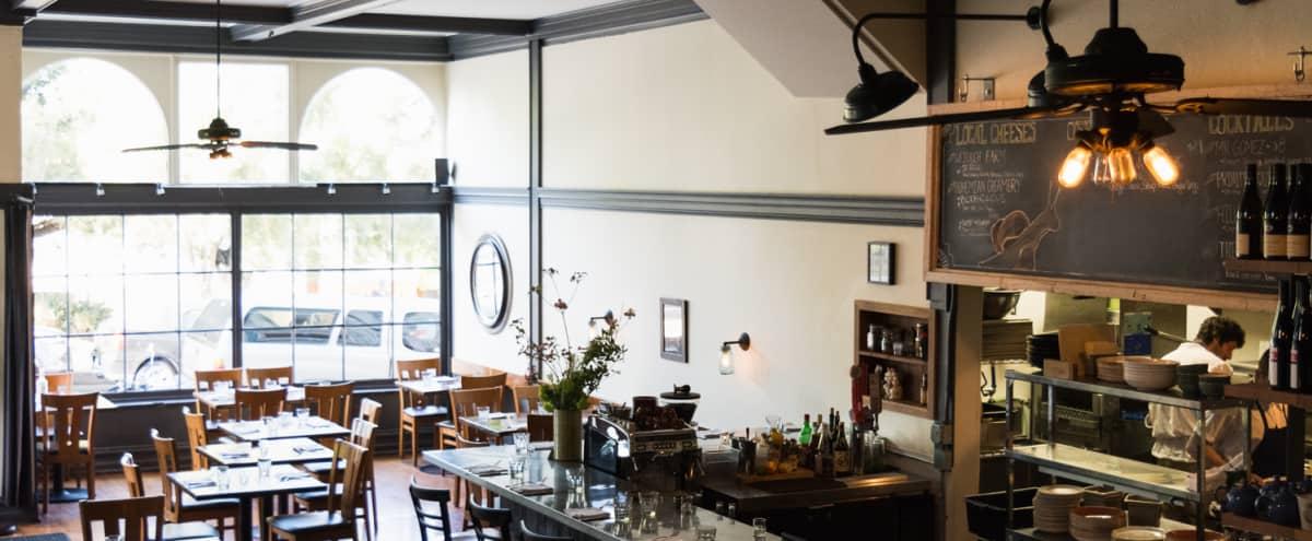 Victorian Restaurant with Views of Precita Park in San Francisco Hero Image in Bernal Heights, San Francisco, CA