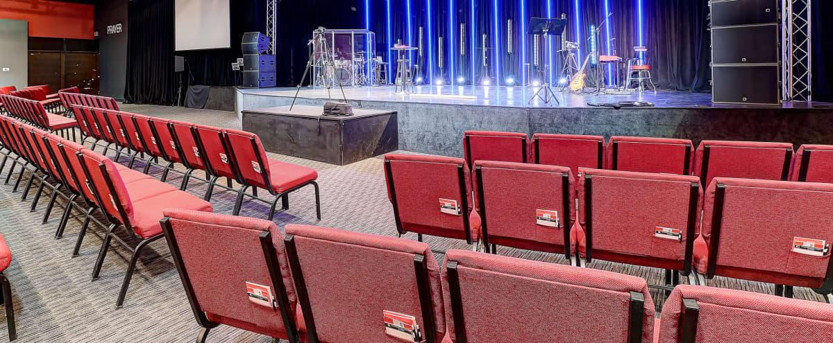Vibrant Auditorium near Scottsdale Airpark great for Presentations in Scottsdale Hero Image in Sun Airpark Corporate Center, Scottsdale, AZ