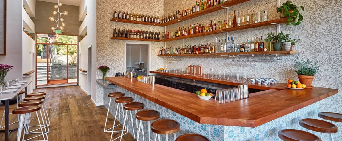 Bright, Airy, Spacious Restaurant / Bar in Los Angeles Hero Image in Silver Lake, Los Angeles, CA