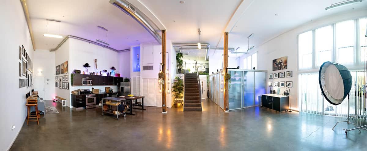 Stylish 2300 sq ft multi-level studio loft w/ amenities in Los Angeles Hero Image in undefined, Los Angeles, CA
