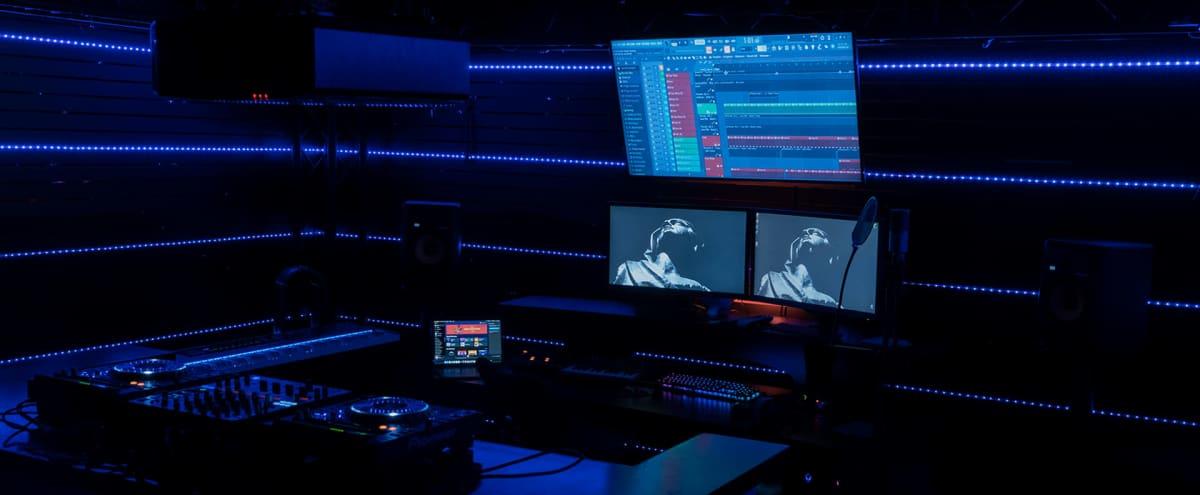 Luxury Recording Studio in the Hollywood Hills in Los Angeles Hero Image in Central LA, Los Angeles, CA