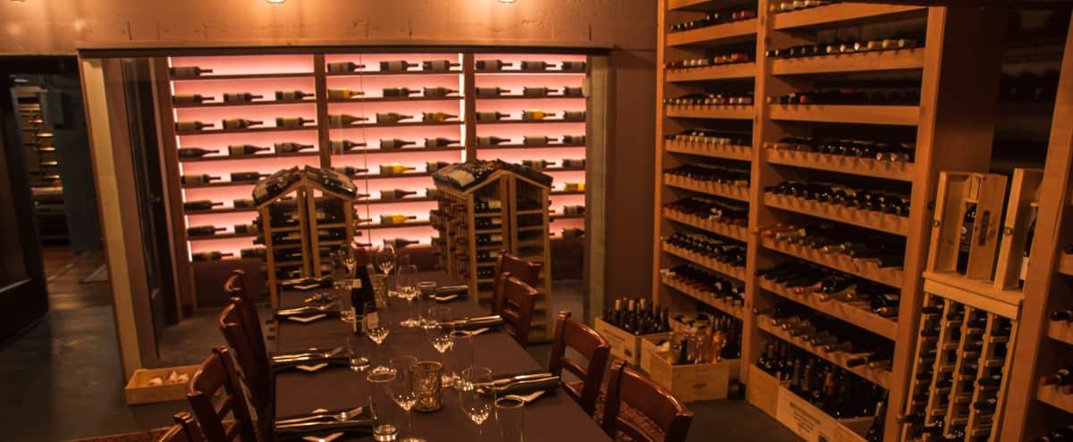 FiDi Intimate Cellar Room in San Francisco Hero Image in Financial District, San Francisco, CA