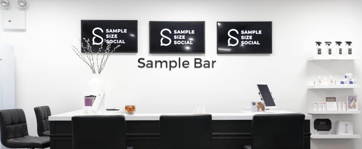 Product Sampling & Demo Bar in New York Hero Image in Upper West Side, New York, NY