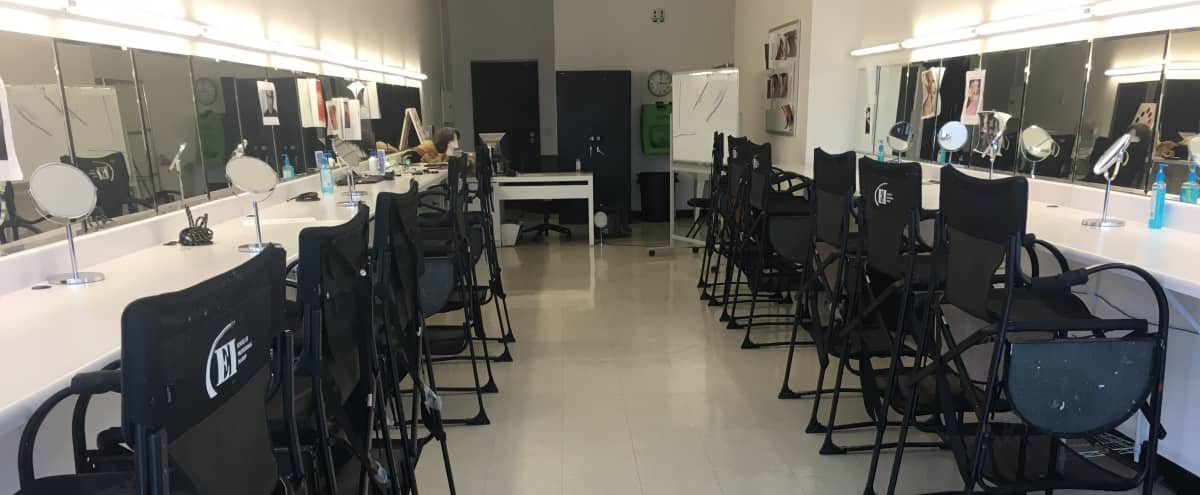 Heart of Hollywood Makeup Studio-Classroom in Hollywood Hero Image in Central LA, Hollywood, CA