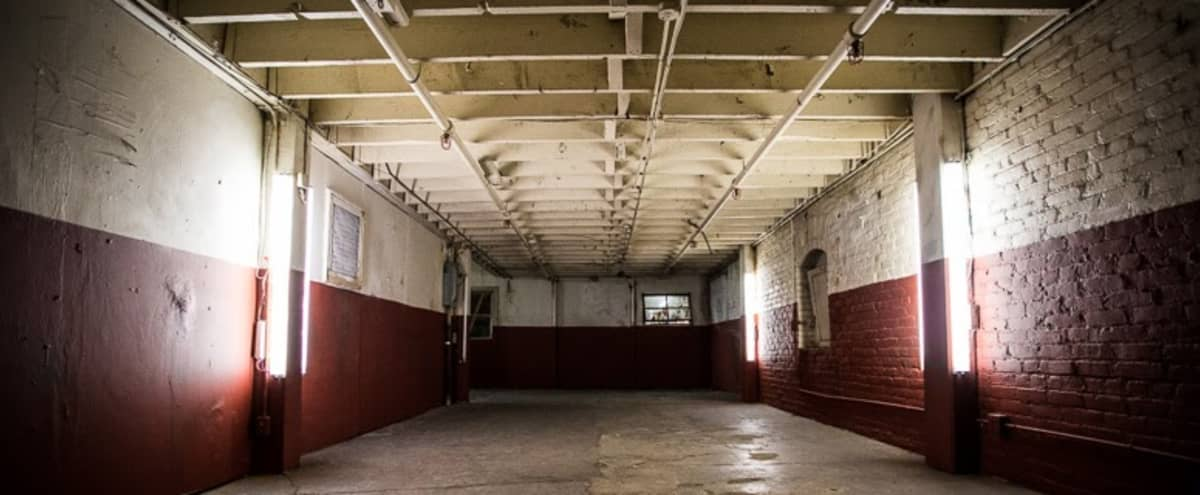 Panic Room - Warehouse Space   WarehouseLA in Los Angeles Hero Image in Central LA, Los Angeles, CA