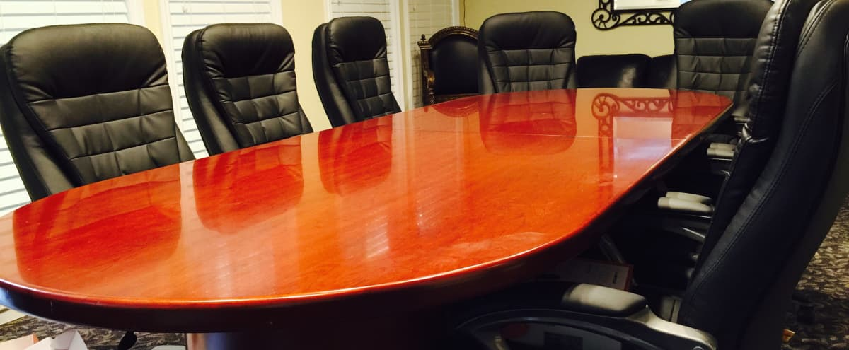 Conferance Room Seating for 12 with all the technology!! in Canoga Park Hero Image in Winnetka, Canoga Park, CA