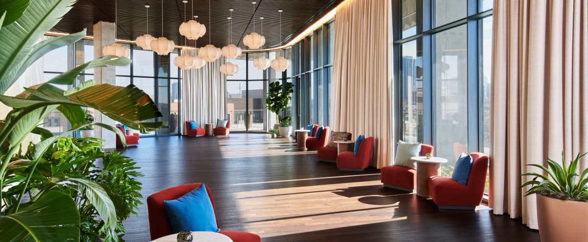 Celebrate in Style with views of the Fabulous Dallas Skyline in Dallas Hero Image in Design District, Dallas, TX