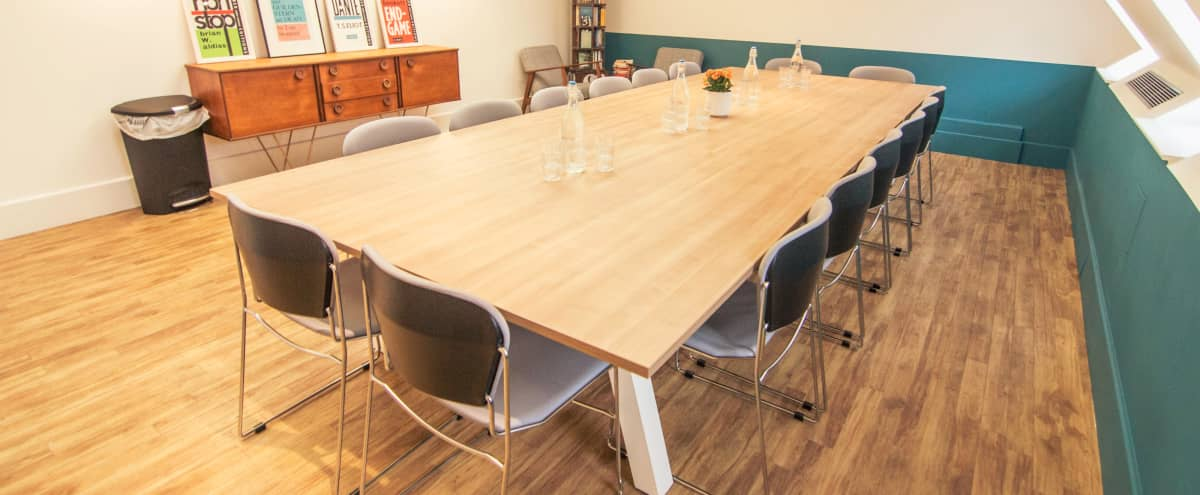 Bespoke Meeting Room in Literary Bloomsbury Heritage Building in London Hero Image in Bloomsbury, London,
