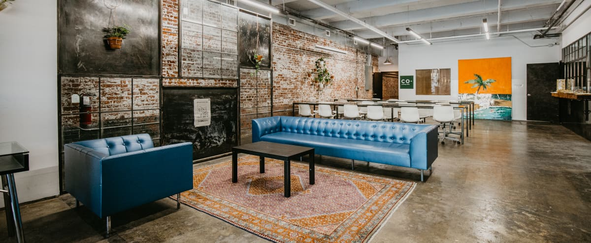 Industrial creative warehouse with kitchenette & lobby for reception in Ridgewood Hero Image in Ridgewood, Ridgewood, NY