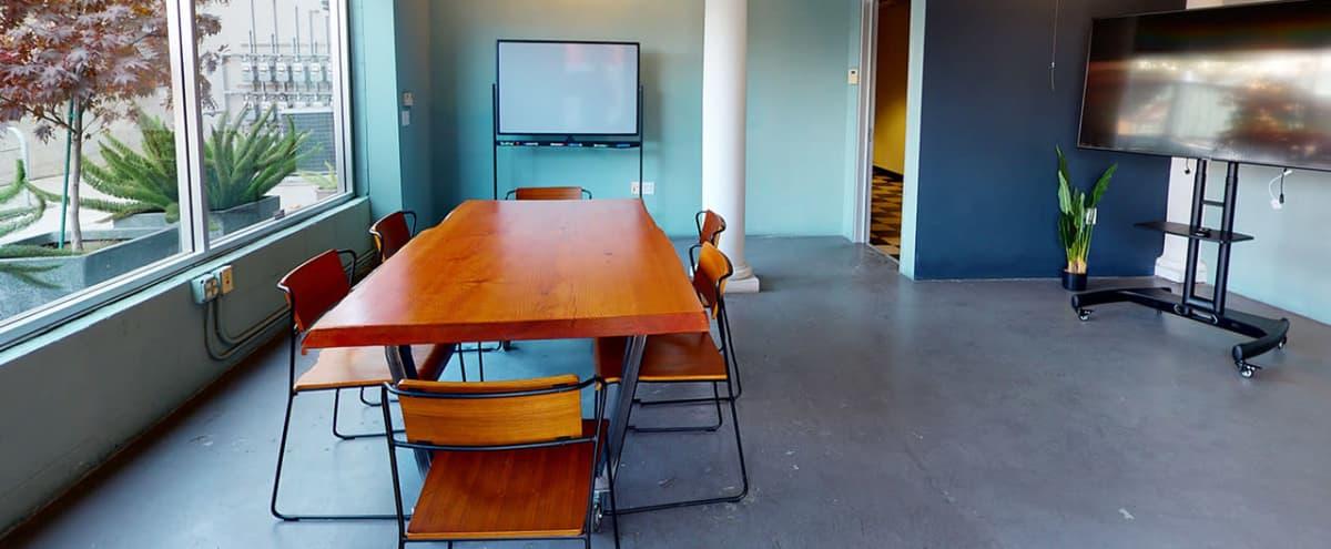 Multi-Room Mission Meeting Space in San Francisco Hero Image in Mission District, San Francisco, CA