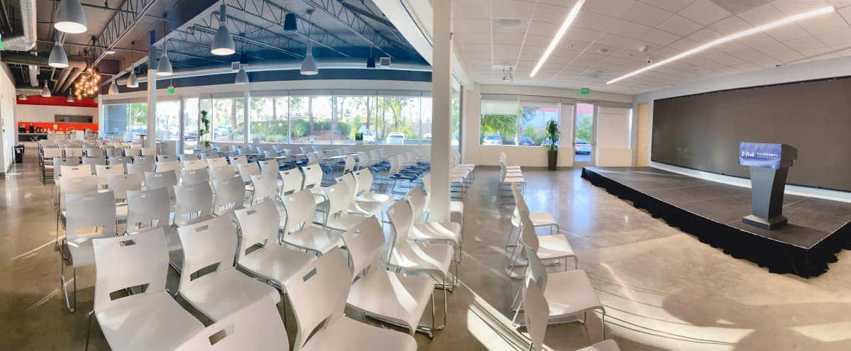 Event Space for 120 ppl in Silicon Valley   Free LED Screen & A/V Services in Santa Clara Hero Image in undefined, Santa Clara, CA