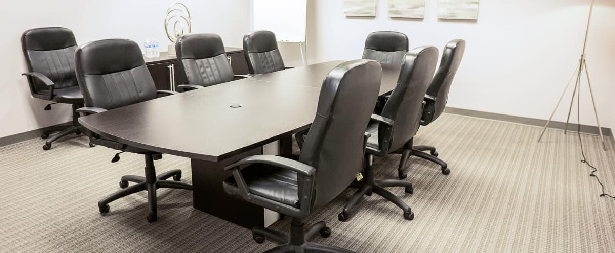 Buckhead 10 Person Board Room For Small Corporate Productions in Atlanta Hero Image in Buckhead, Atlanta, GA