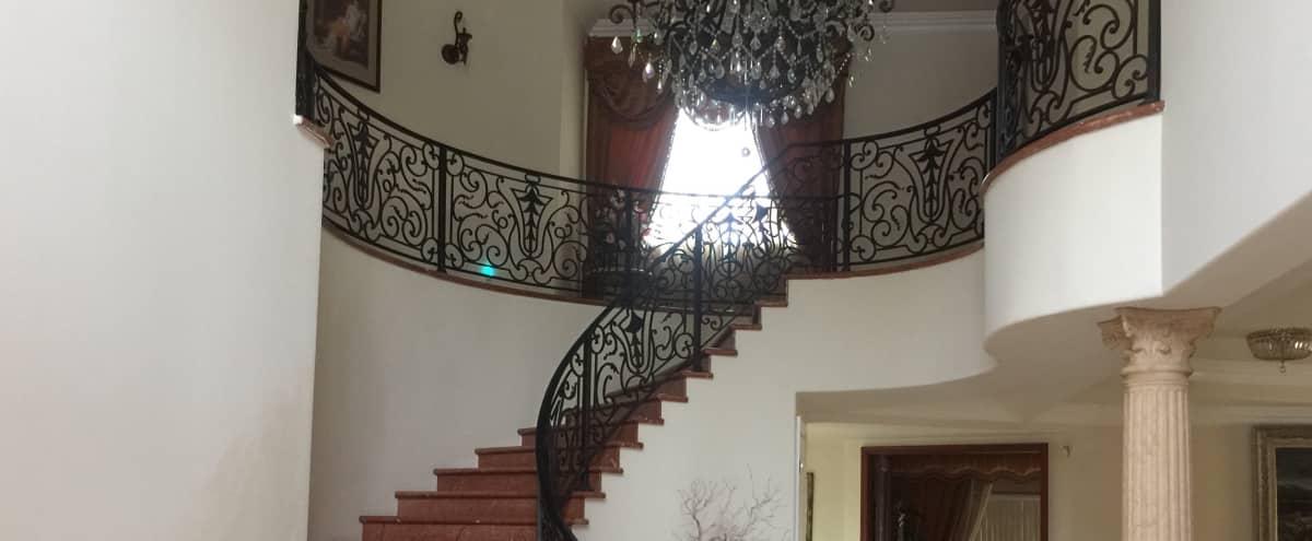 Beautiful Home w/ Spiral Iron & Granite Staircase in Van Nuys Hero Image in Van Nuys, Van Nuys, CA