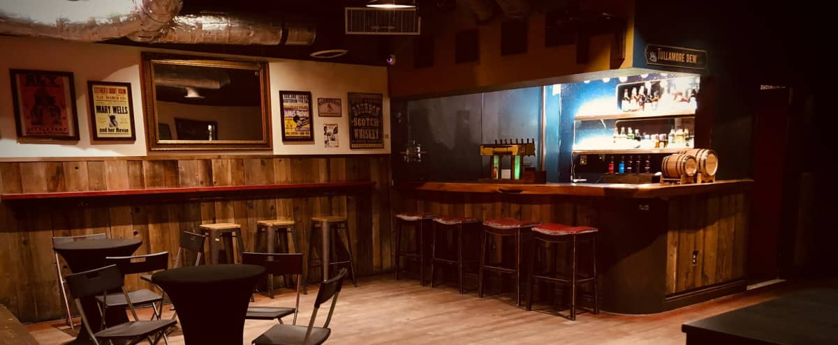Private Loft Space with Full Bar in OAKLAND Hero Image in Northgate - Waverly, OAKLAND, CA