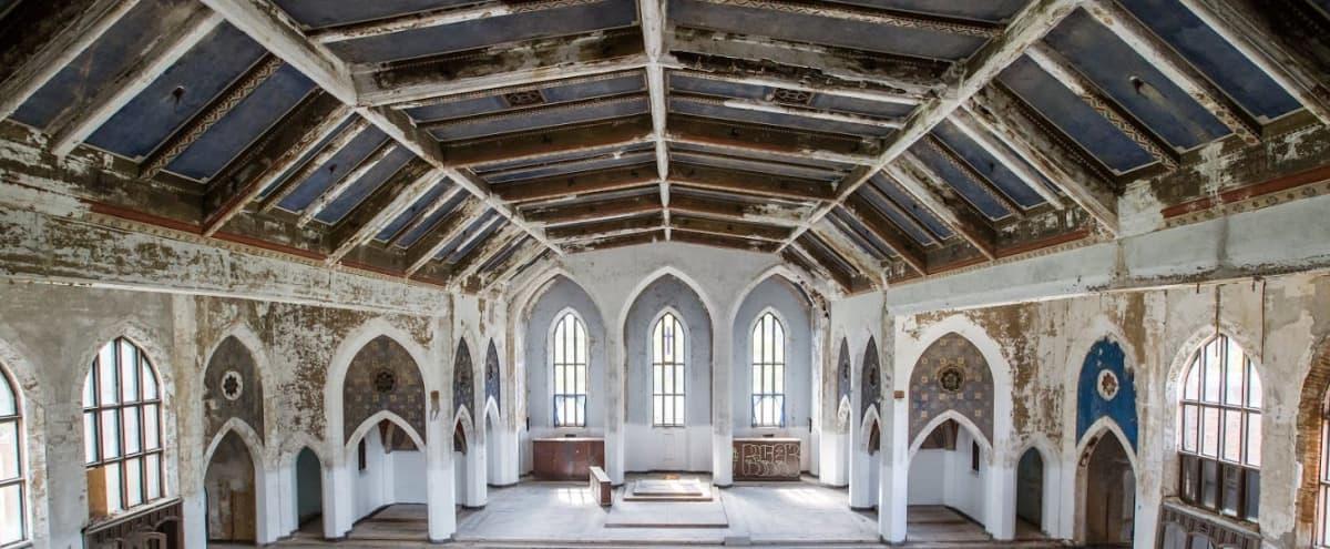 Woods Cathedral in Detroit Hero Image in Dexter Linwood, Detroit, MI