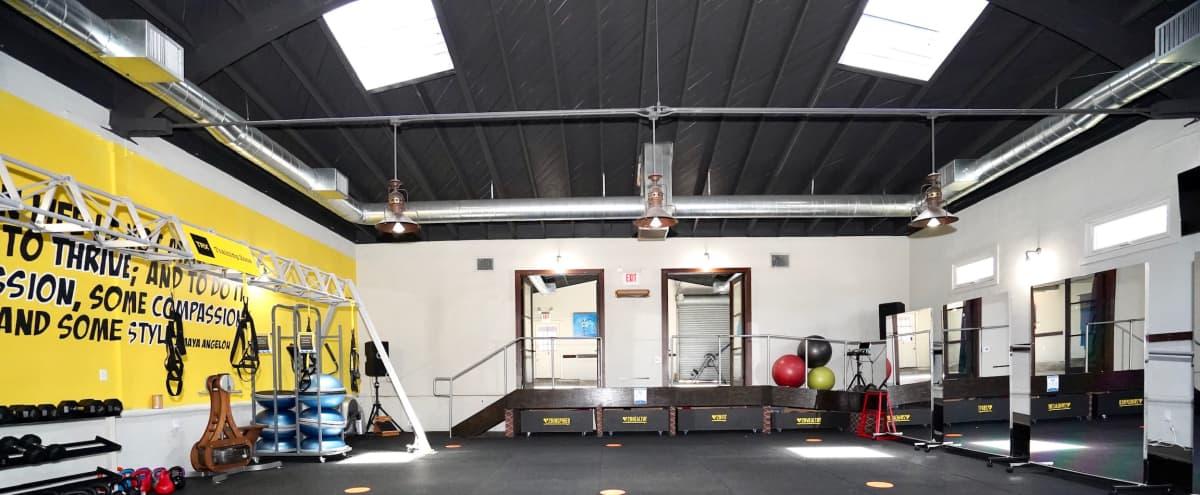 Viewpark Fitness Gym Room in Los Angeles Hero Image in Windsor Hills, Los Angeles, CA
