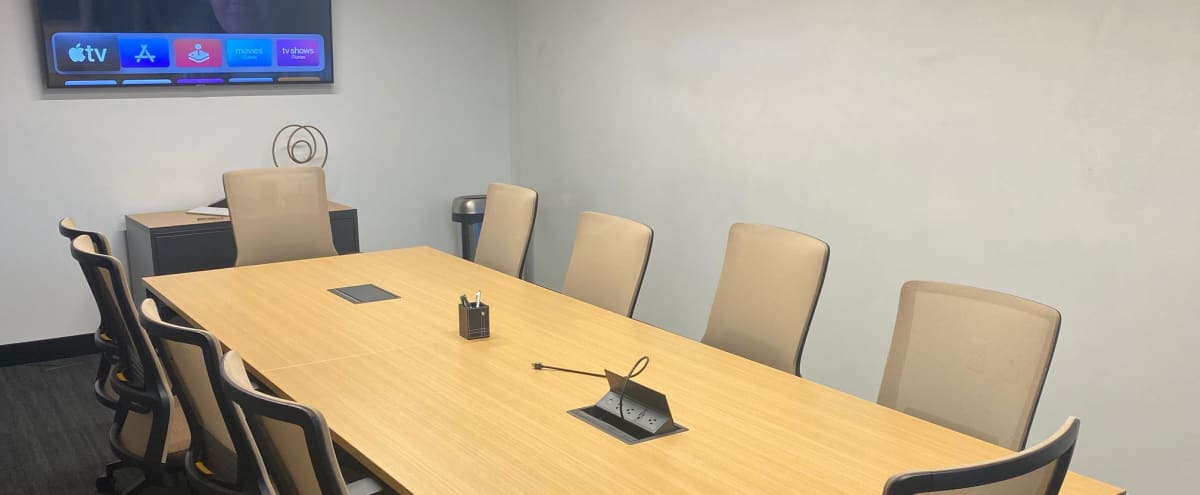 Large Modern Co-Working Meeting Room in Downtown Doral in Miami Hero Image in undefined, Miami, FL