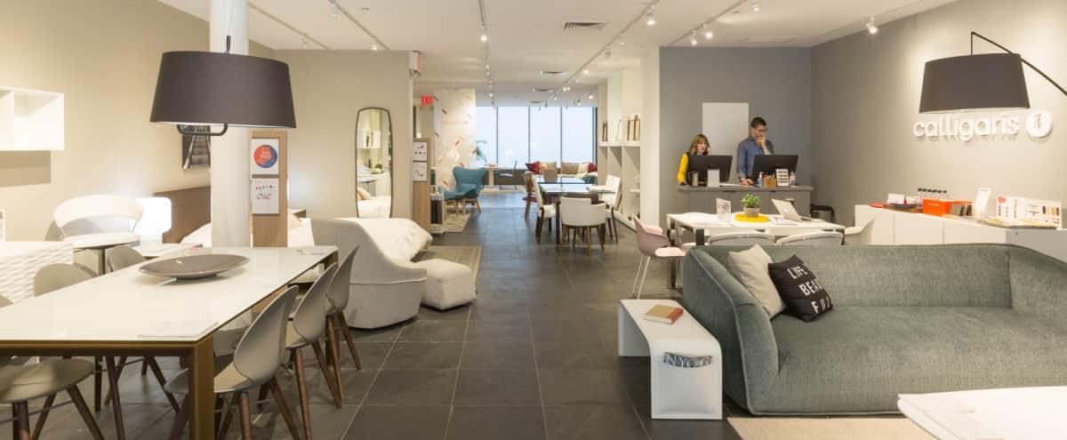 Spacious Chelsea Showroom in New York Hero Image in Midtown, New York, NY