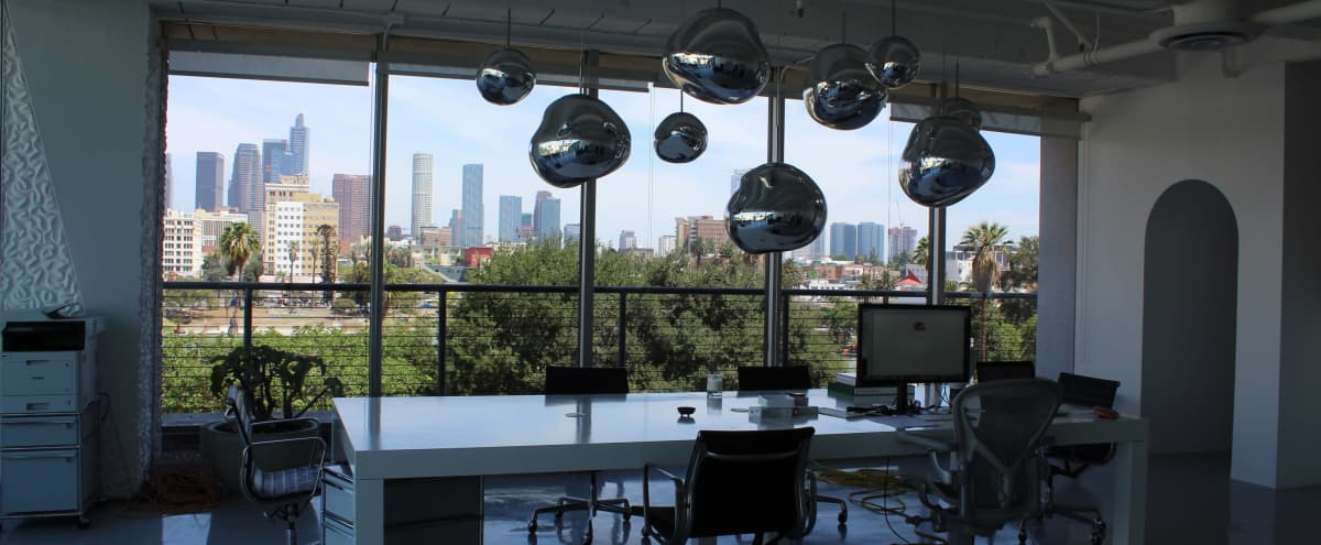 The American Cement Building Daylight Studio with Skyline Views in Los Angeles Hero Image in Westlake, Los Angeles, CA